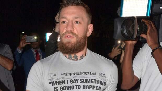"""Новым владельцем футбольного клуба """"Селтик"""" может стать боец UFC Макгрегор"""