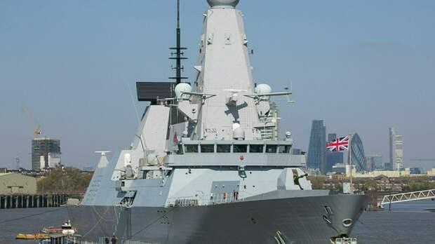 Британцам понравились русские бомбы? Лондон намерен и дальше направлять корабли к Крыму