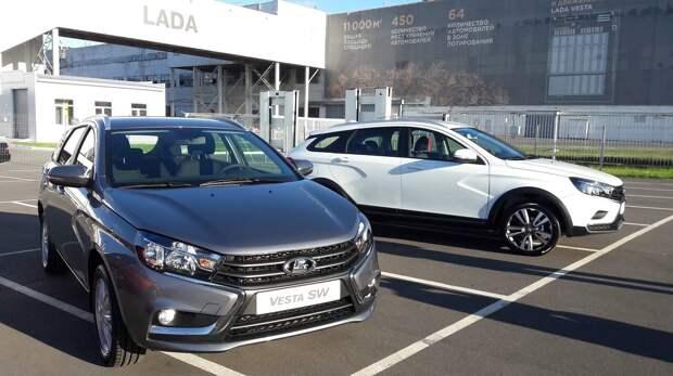 Удмуртия вошла в топ-10 поклонников автомобилей «Лада»