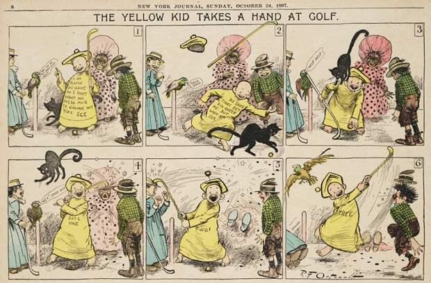 Секс, сплетни и страшилки. Как пресса стала «желтой»?