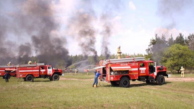 Еще 57млн рублей направят наобслуживание лесопожарных станций Ростовской области