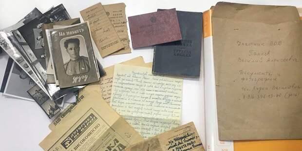 """""""Здравствуйте, дорогие мои!"""": московские школьники и студенты прочтут военные письма"""