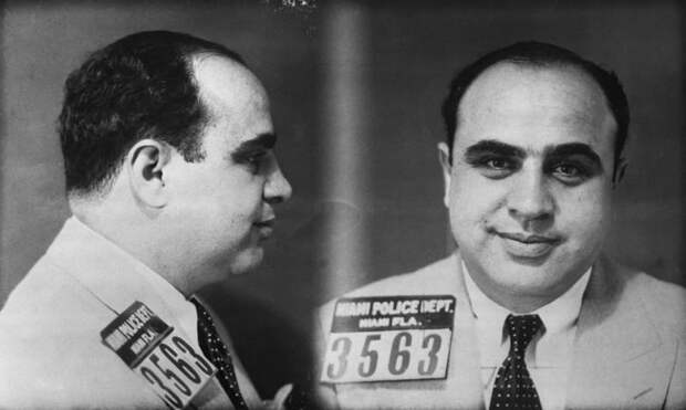 «Добрым словом и пистолетом». Альфонс (Аль) Капоне в Чикаго