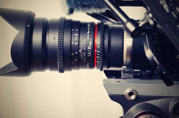 Фотокамера / pixabay.com