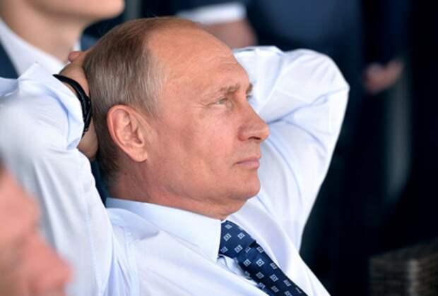 Искренний Путин