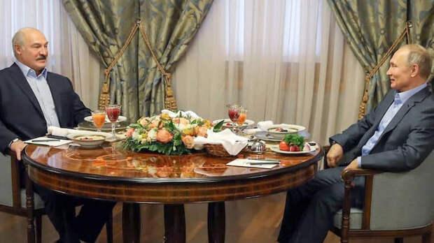 В Кремле подтвердили подготовку встречи Путина и Лукашенко