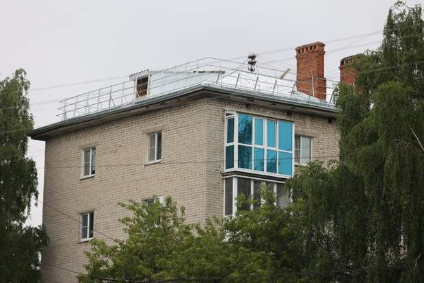 В Дзержинске начался капремонт домов