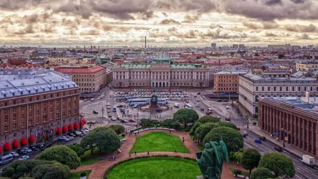 Петербург признан одним из самых красивых городов Балтики