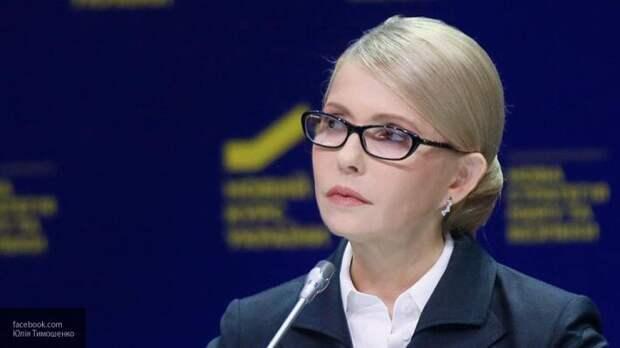 Тимошенко заявила, что закон Зеленского об «инвестиционных нянях» опустошит бюджет Украины