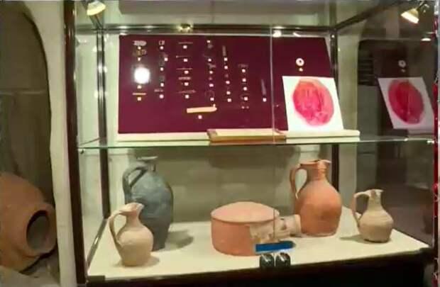 В музей-заповедник «Судакская крепость» временно завезли новые экспонаты
