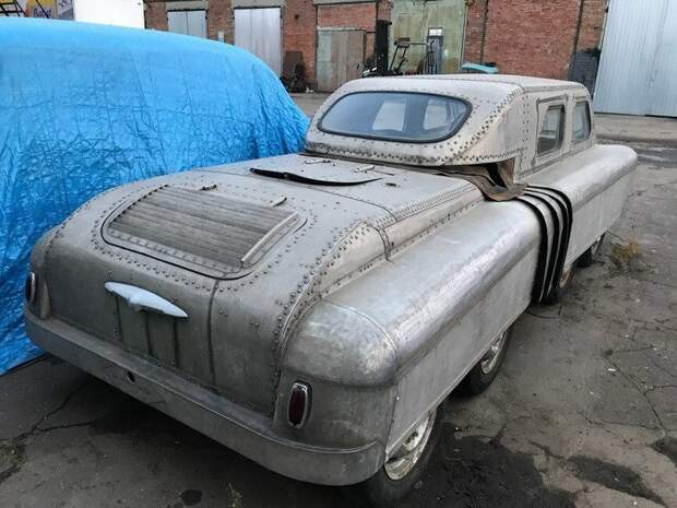 Секретная и неизвестная машина амфибия созданная в 60х годах СССР