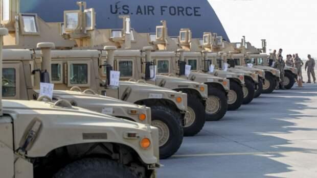 Захваченный в боях с ВСУ американский броневик Humvee примет участие в параде Победы в ЛНР
