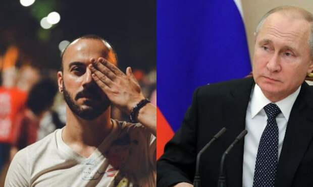 Георгий Габуния потерял работу и уважение Грузии после мата в адрес Путина