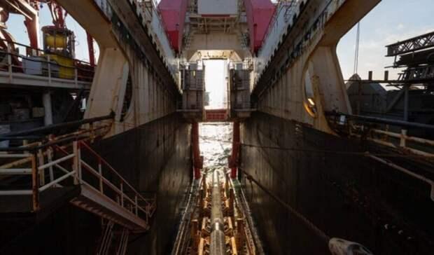 «Северный поток-2» укладывают два трубоукладчика одновременно