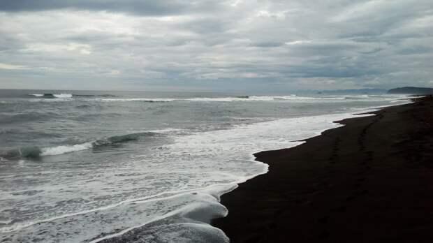 Минприроды Камчатки показало «совершенно чистый» Халактырский пляж