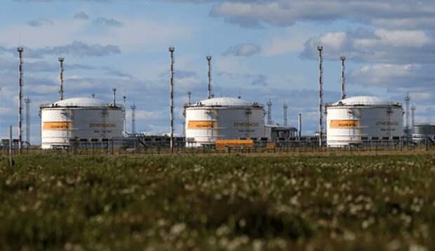 «Роснефть» сохраняет лидерство в добыче жидких углеводородов