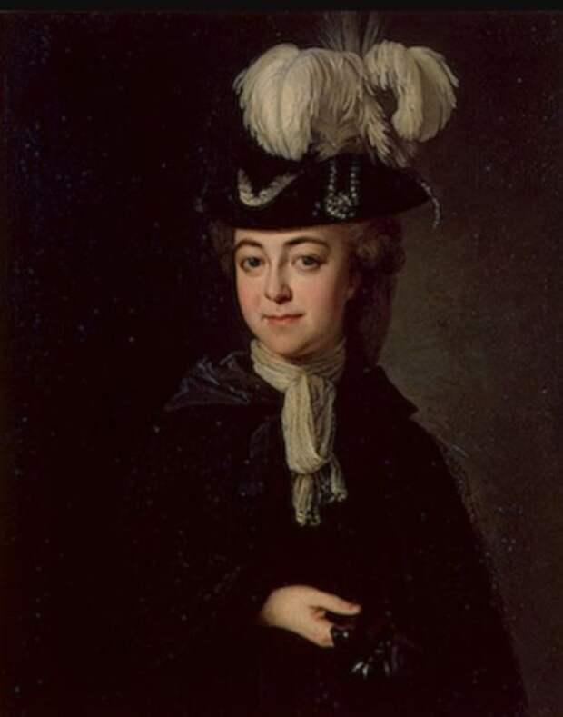Алексей Бобринский, сын Екатерины II.