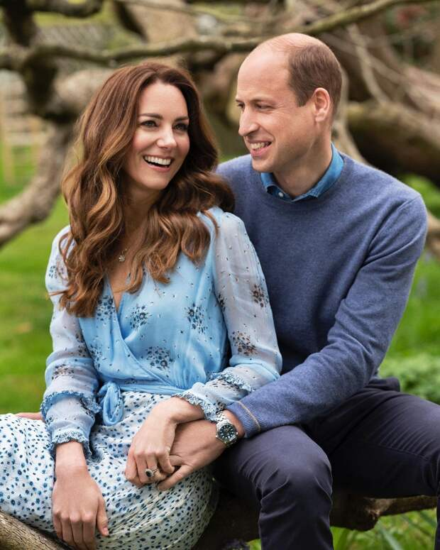 Принц Уильям и Кейт Мидделтон годовщина