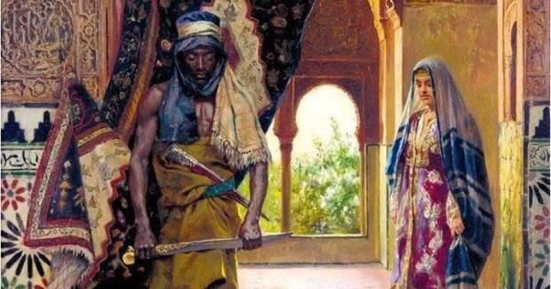Евнухи султанского двора: блестящая карьера в обмен на мужское счастье