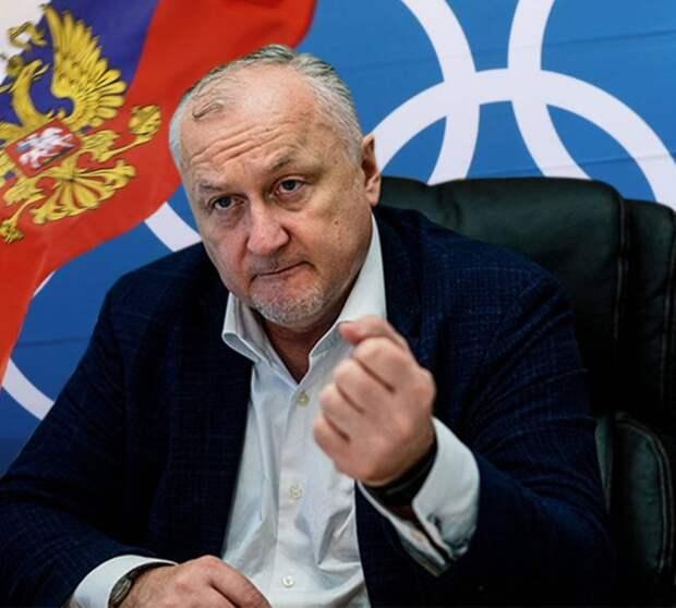 Лучше поздно, чем никогда: глава РУСАДА Ганус уволен