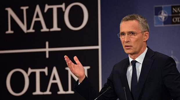 Генсек НАТО выступил с ультиматумом в адрес России