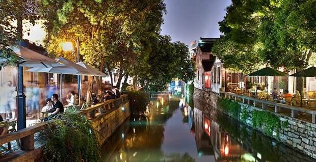 Нетолько Венеция: 5 самых красивых городов наводе