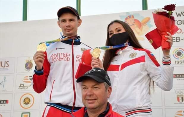 Кубанский спортсмен взял два «золота» на Кубке мира по стендовой стрельбе