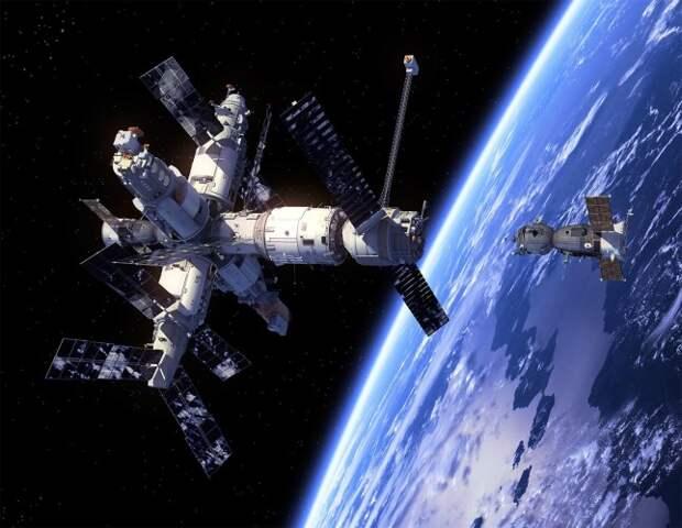 Россия построит новую орбитальную станцию вместо аварийной МКС