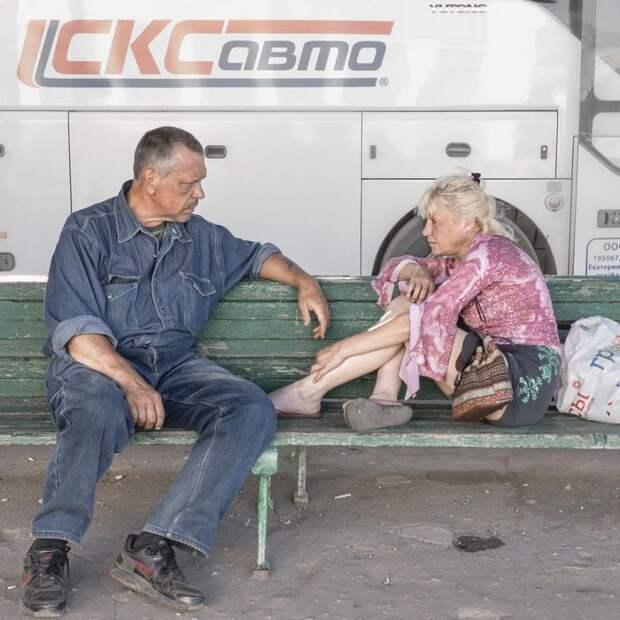 16 жизненных фото российской глубинки фотографа Дмитрия Маркова