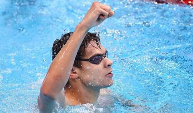 Пловец из Новотроицка Евгений Рылов стал двукратным олимпийским чемпионом
