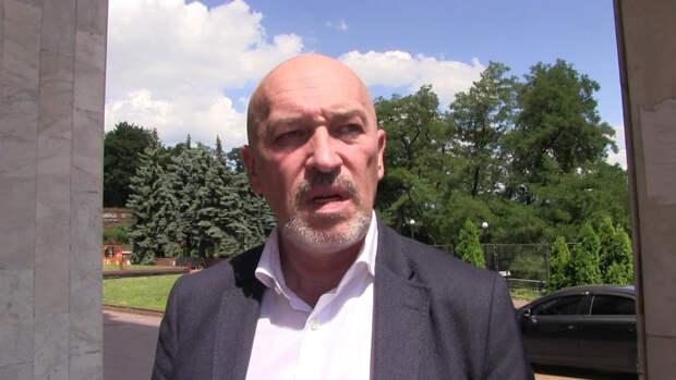 """Тука назвал украинцев с российскими паспортами """"недогражданами"""""""