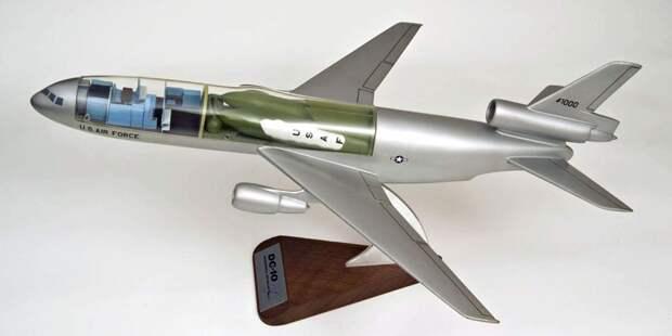 Носитель МБР набазе DC-10