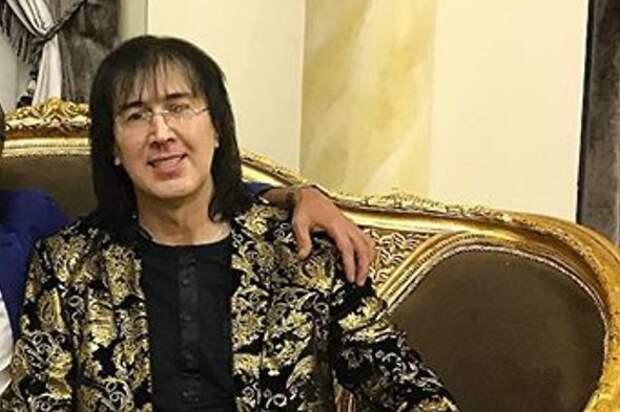 Умер бывший муж певицы Наргиз