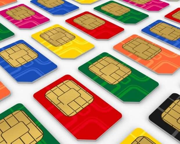 На российских рынках появились SIM-карты без привязки к оператору