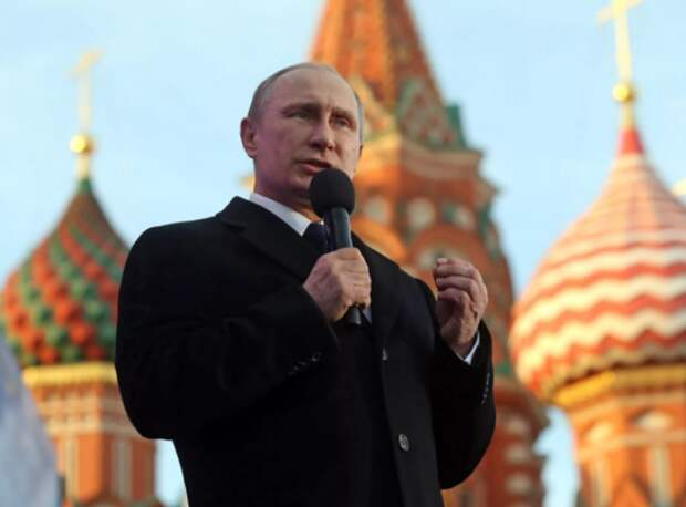 Британцы бурно отреагировали на одно слово Путина на Параде Победы