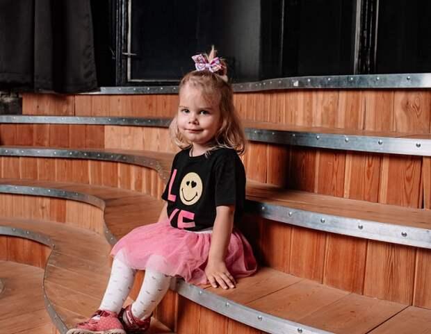 Двухлетней Ангелине из Новороссийска нужна наша помощь