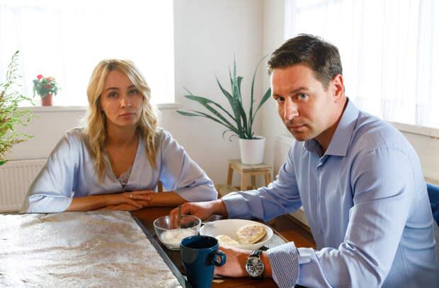 Анастасия Панина и Владимир Жеребцов нашли «Суррогатную мать»
