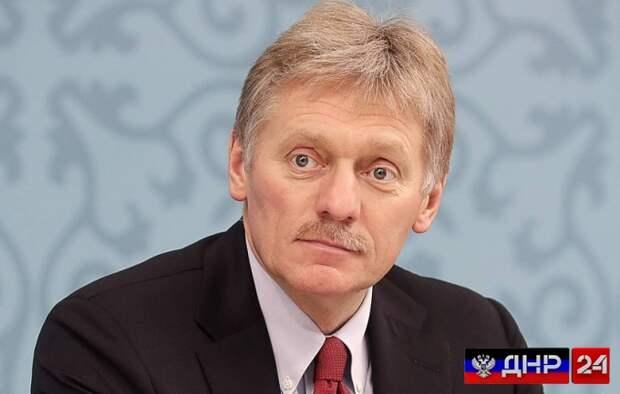 В Кремле прокомментировали преследование Медведчука