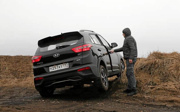Hyundai Creta на семейном тест-драйве: подходит всем (но с маленькими оговорками)
