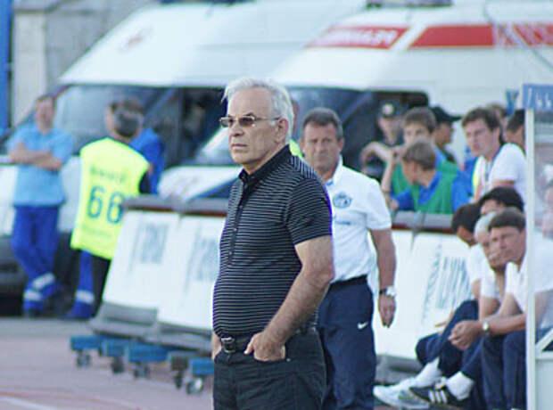 ГАДЖИЕВ: На плохом поле и средняя команда может играть с лидером, но «Рубин» еще и сохраняет боевой настрой при любом результате