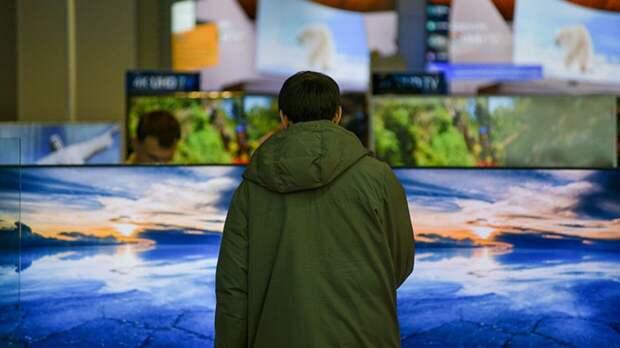 Современные телевизоры могут следить за действиями пользователей
