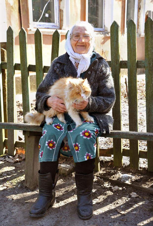 Старушкин кот