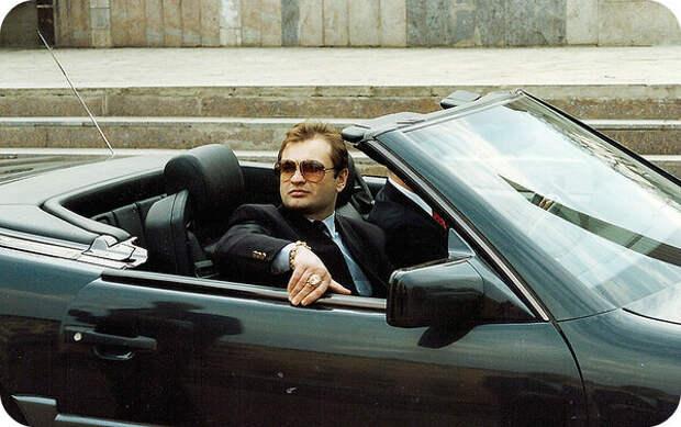 Криминальная Рязань, 90-ые годы. Виктор Айрапетов