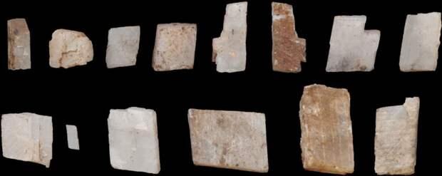 В Южной Африке нашли коллекцию кристаллов возрастом около 105 тысяч лет