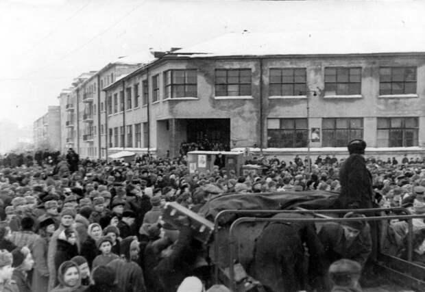 Публичные казни немцев в СССР: что это было