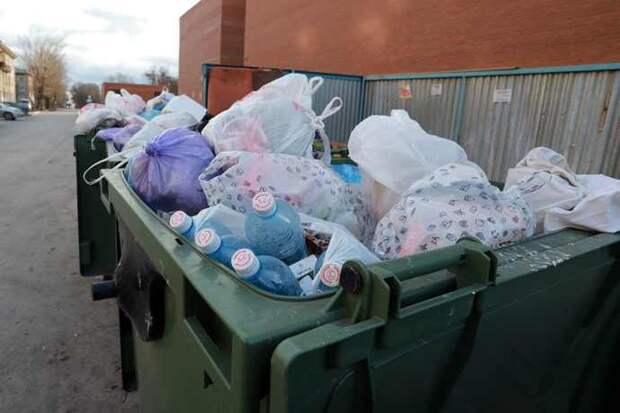 Дополнительные 2000 новых контейнеров для раздельного сбора ТКО установят в Новосибирской области