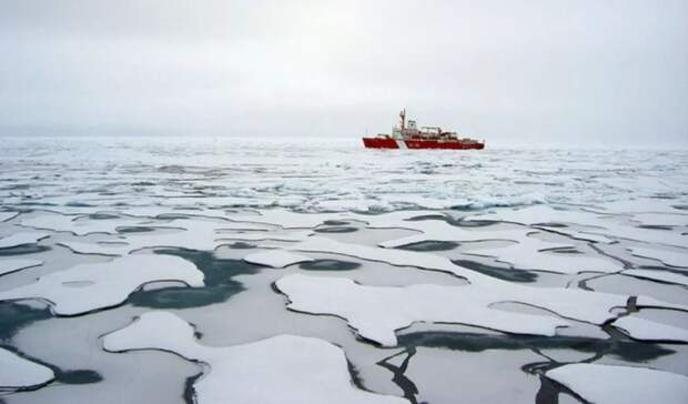 Трутнев: Наподходе цифровые карты морей Арктики ивсе данные польдам Севморпути