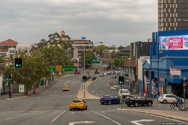 Брисбен: как из промзоны сделать конфетку