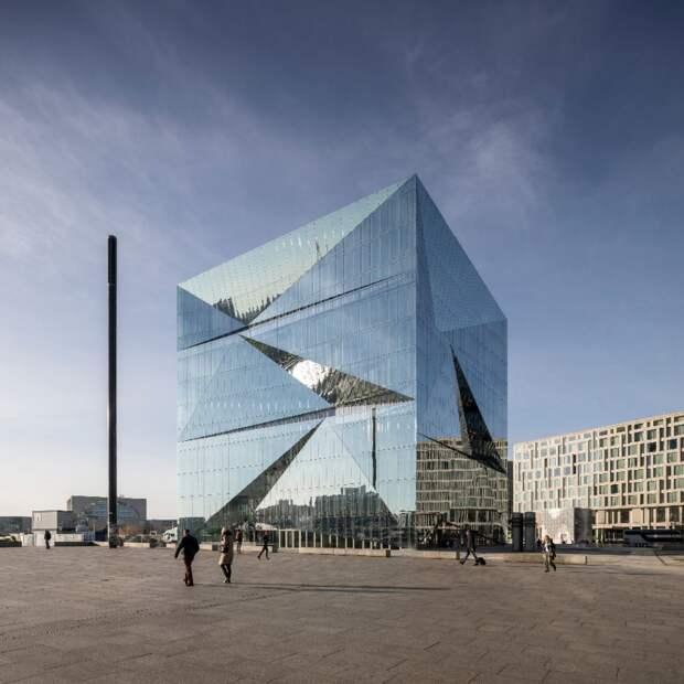 8 лучших произведений архитектуры 2020