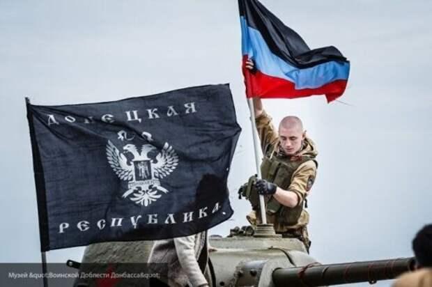 Соловьев заявил о готовности Донбасс ответить Украине на обстрелы ВСУ